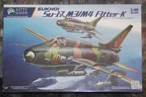 Sukhoi Su-17M3/M4 Fitter K, Kitty Hawk, 1/48 37515778271_6ed20ef9a8