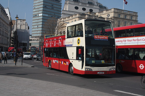Original London Sightseeing Tour VLE613 LJ07XEP