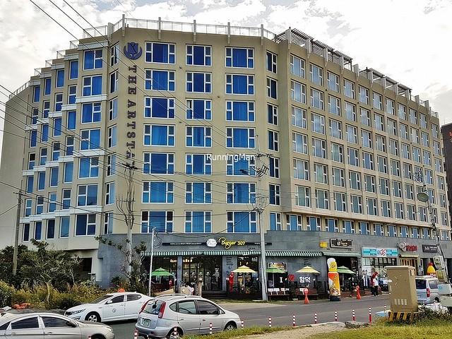 The Artstay Hotel 01 - Exterior Facade