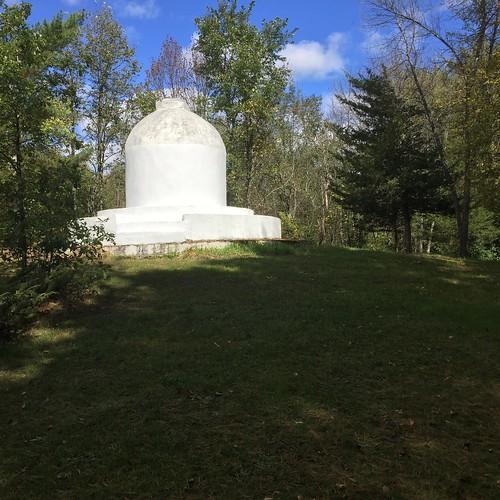 The main shrine, at Lester B. Pearson Peace Park