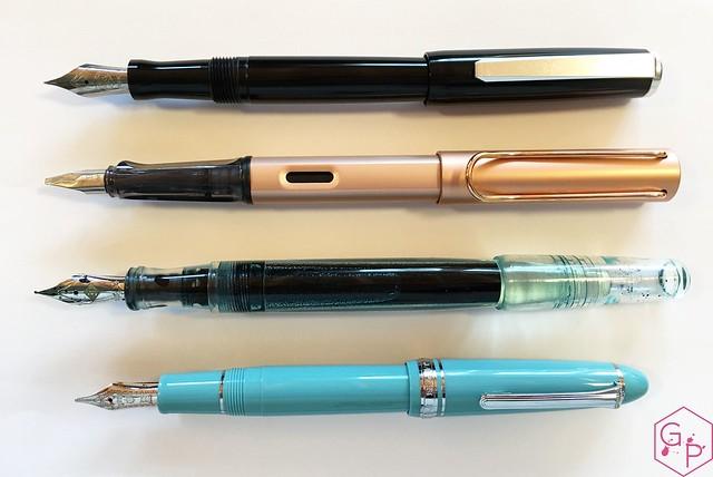 Review @KarasPenCo Decograph Fountain Pen 6