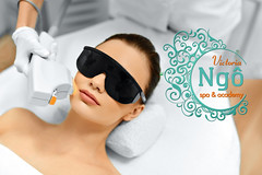 Skin Care. Face Beauty Treatment. IPL. Photo Facial Therapy. Anti-aging