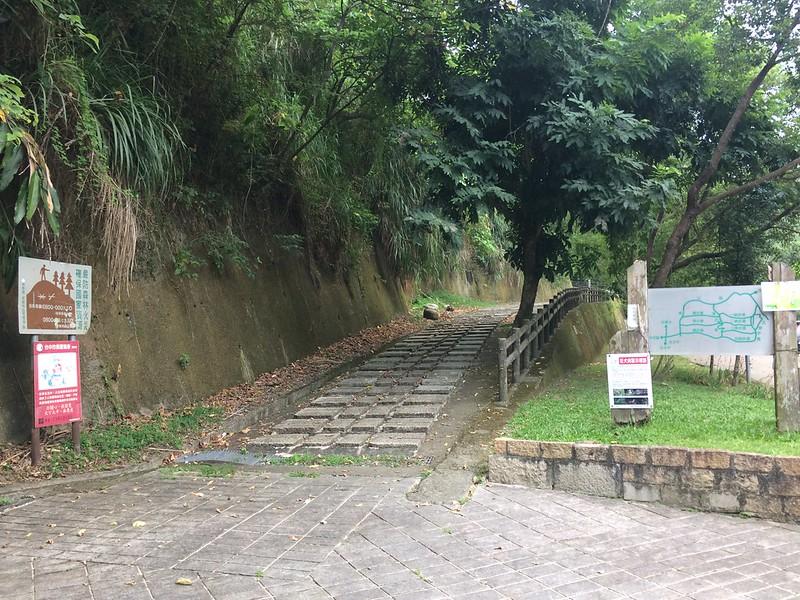 大坑1號步道入口