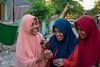 Beauty of colorful smiles by Vagabundina