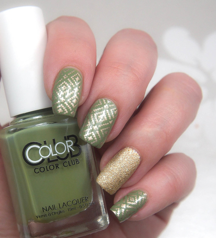 Color Club It´s About Thyme