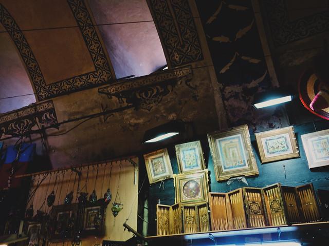Tavla, Grand Bazaar