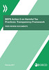 BEPS Action 5 on Harmful Tax Practices - Transparency Framework: Peer Review Documents