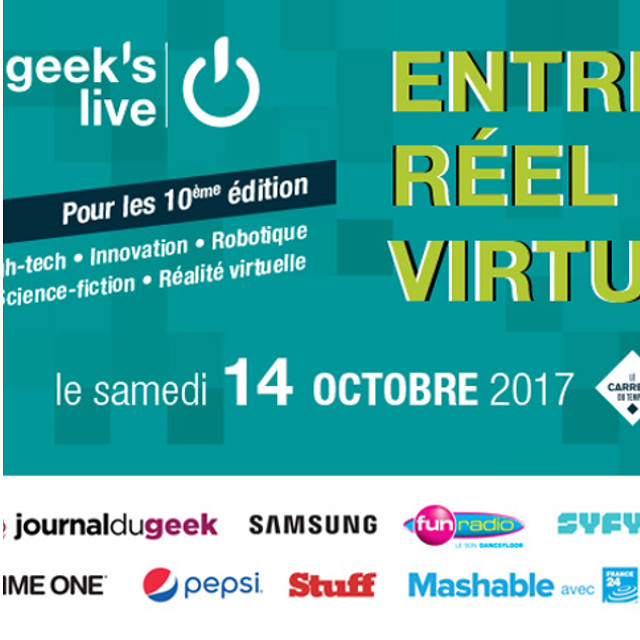 Geeks Live 2017
