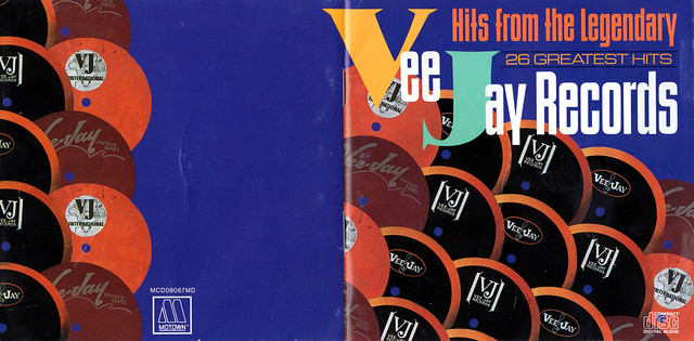 M09067 MCD09067MD B0 & B7 Various Artists - Hits From The Legendary Ve Jay Records