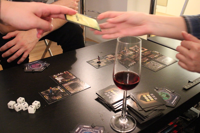 Betrayal at House on the Hill / etdrysskanel.com
