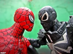 Superior Spider-Man vs Agent Venom