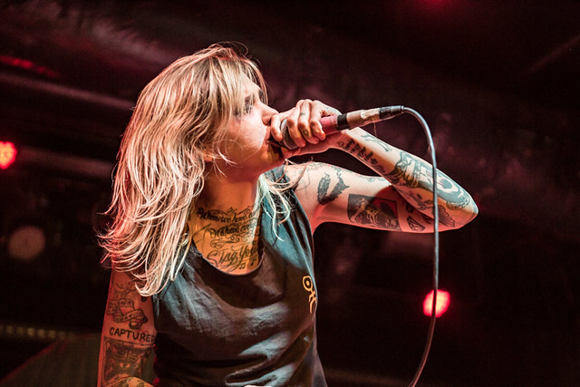 Youth Code @ SoundStage, Baltimore, MD 10/14/2017