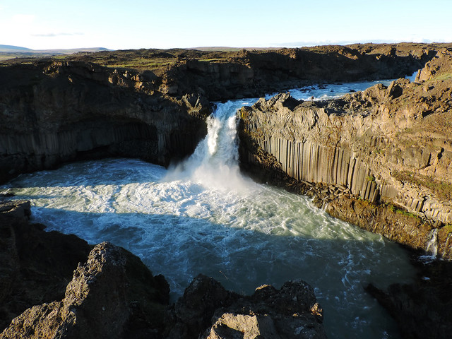 Aldeyjarfoss, Highlands, Iceland