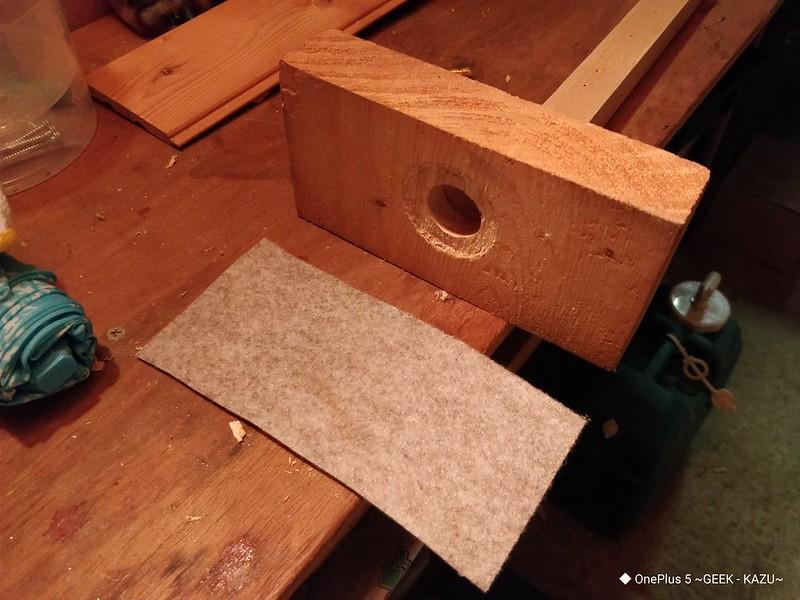 DIY トイレスタンド (12)