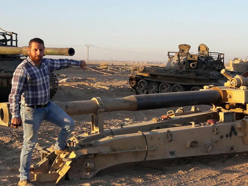 155mm-M198-captured-by-SAA-from-ISIS-mayadin-2017-inlj-1