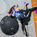 Hannah Slaney - IFSC World Cup Edinburgh - Lead Finals