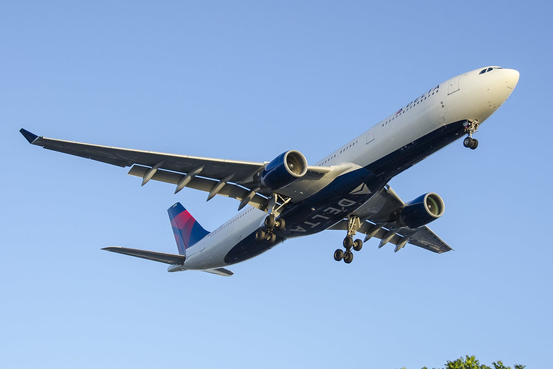 N808NW - Delta Airlines - Airbus 330-300