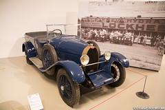 Musée des 24h du Mans - Bugatti Type 40 - 1929