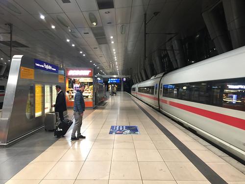02 - Frankfurt Flughafen Fernbahnhof