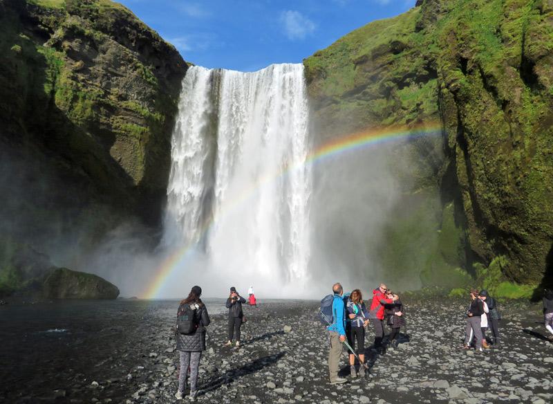 skogafoss-rainbow