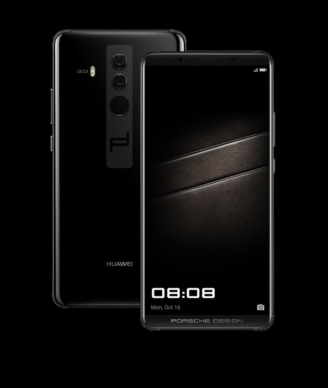 Huawei Porsche Design Mate 10 (Diamond Black)