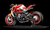 miniature MV-Agusta 800 DRAGSTER RC 2018 - 22