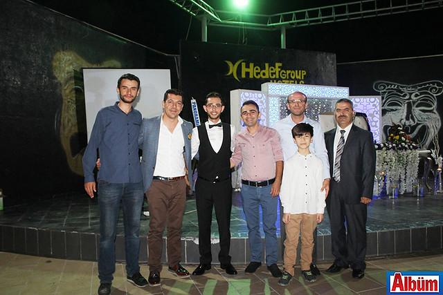 Alanya Su Yapı mağaza sorumlusu Semih Ekmekçibaşı ve Merve Pınar evlendi-3