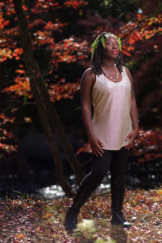 Misha Fall Photo Shoot