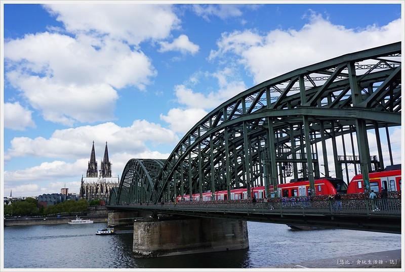 科隆-霍亨索倫橋-22