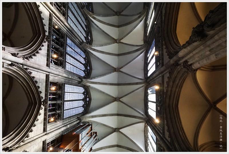 科隆大教堂-85-內部