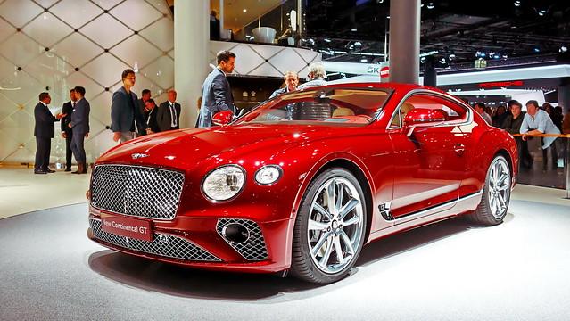 Continental (Mk3) - Bentley