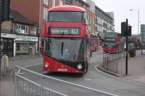 Go-Ahead London LT902 LTZ2102