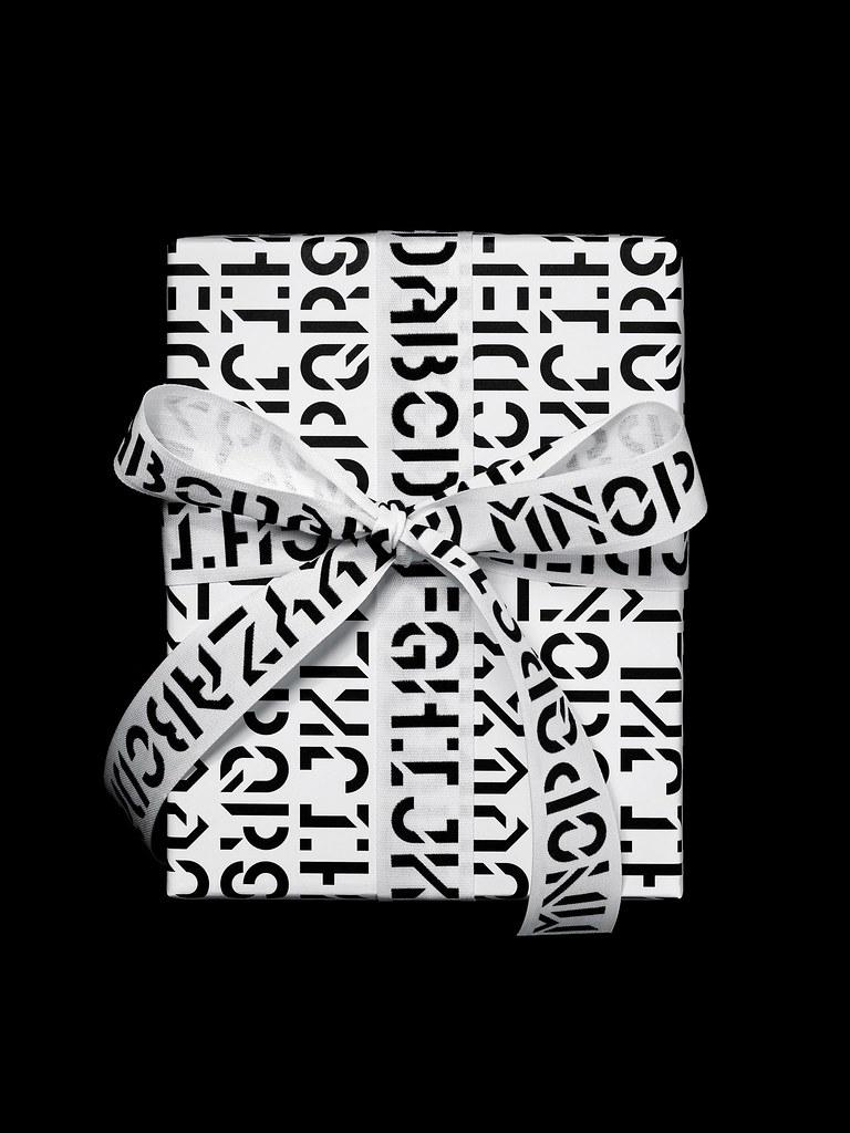 BYREDO 2017耶誕限量系列包裝_白
