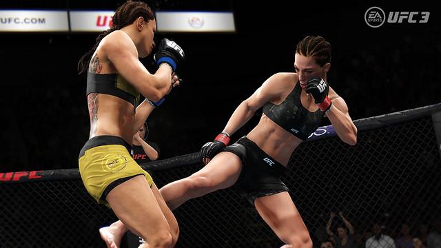 EA Sports UFC 3 Scherm 8