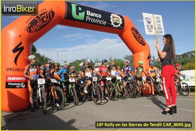 14º Rally en las Sierras de Tandil