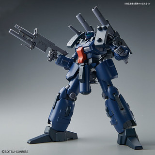 這次真的有夠冷門啊!RE/100《機動戰士鋼彈UC》MSA-005K 鋼加農長程砲擊型(ガンキャノン・ディテクター)