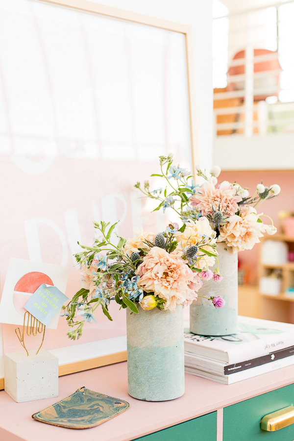 04 como hacer vaso hormigón diy decoration
