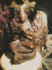 Nepalese Bronze Green Tara