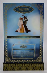 2017 Robin Hood and Maid Marian Designer Doll Set - Disney Store Purchase - Covers Off - Full Rear View