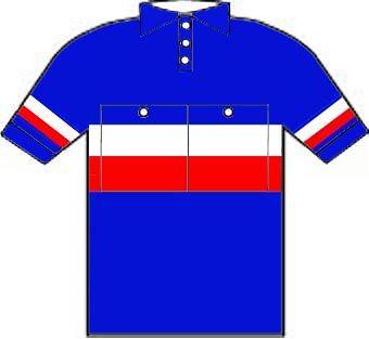 Francia - Giro d'Italia 1952