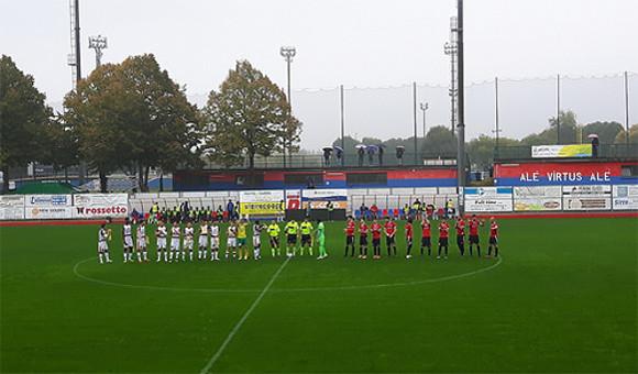 Virtus Verona - Ambrosiana 5-1: goleada rossoblu nel derby!
