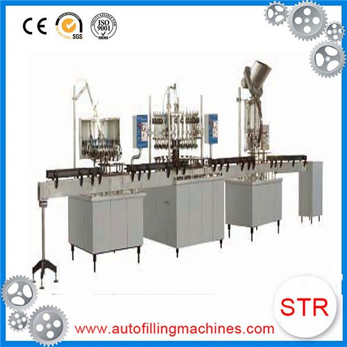 W-10 double-end suck water filling machine with high quality in Lesotho
