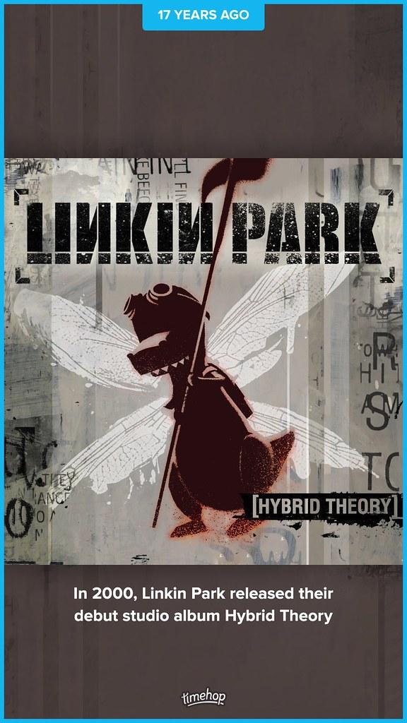 In 2000 Linkin Park Released Their Debut Studio Album Hyb