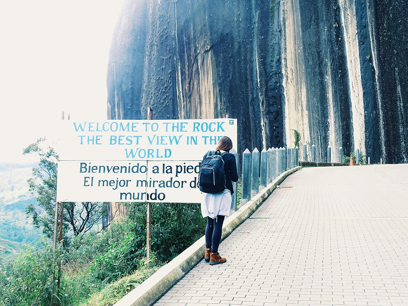 Piedra del Peñol, Colômbia