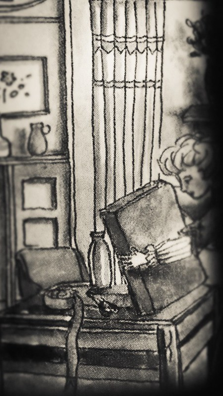 A Study of The Enchanted Dollhouse by Robyn Johnson