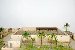 03-Prophets_Mosque_Medina_Museum_scale_model