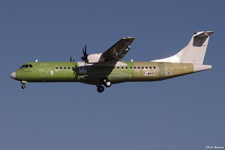 ATR 72-600, F-WWEQ -, Toulouse Blagnac LFBO/TLS (31/10/2017)
