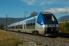 SNCF TER AGC 27606 - Photo of Frangy