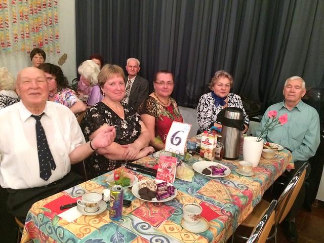 Клуб Ветеран