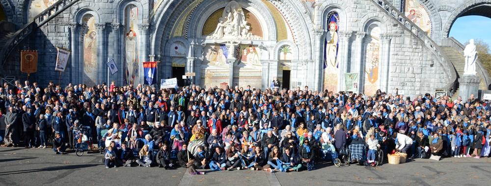 Pèlerinage diocésain à Lourdes 2017 - Jour 2